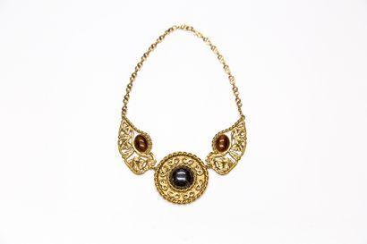 Henry Perrichon - (années 1950)  Rare collier...