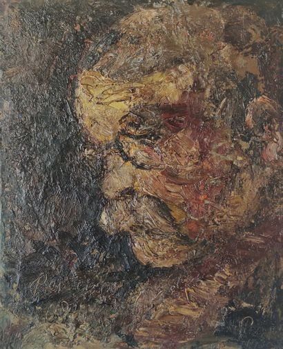 Khleophas BOGAILEI (1901-1989)  Pseudonyme...