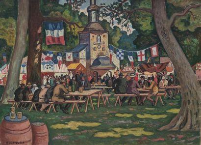 Henri Liénard DE SAINT-DELIS (1878-1949)...