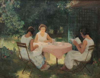 Maurice Ambroise EHLINGER (1896-1981)  Moment...