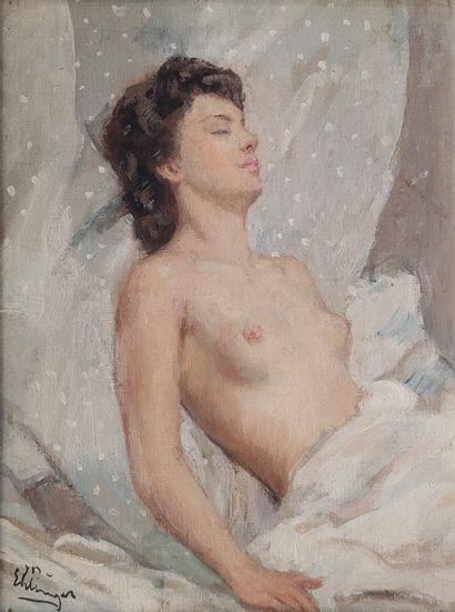 Maurice Ambroise EHLINGER (1896-1981)  Jeune...