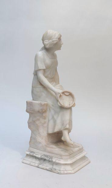 ECOLE FRANCAISE XIX - XXème siècle