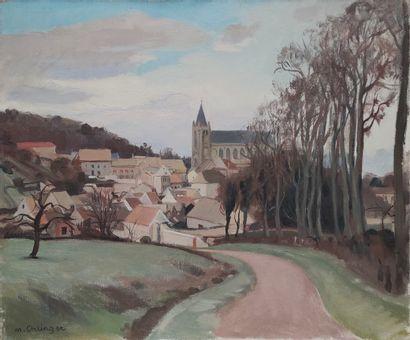 Maurice Ambroise EHLINGER (1896-1981)  Vue...