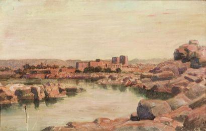 École orientaliste (XIXe-XXe siècle)