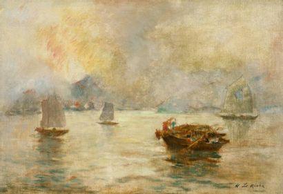 H. LE RICHE (XXe siècle)
