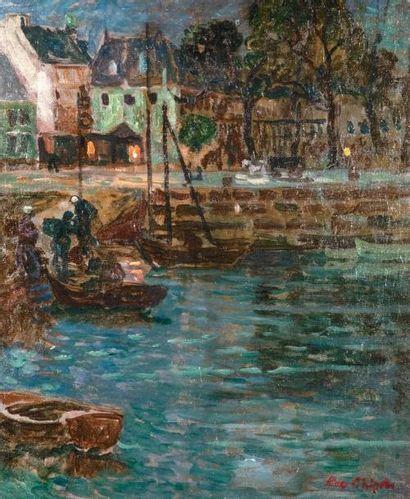 Eugène CHIGOT (1860-1923)