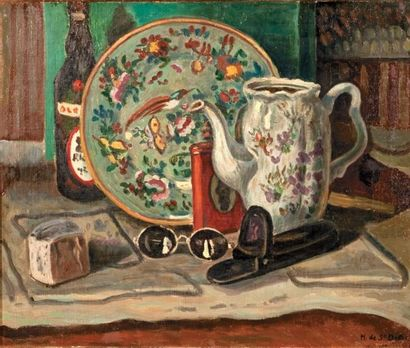 Henri SAINT-DELIS (1878-1949)