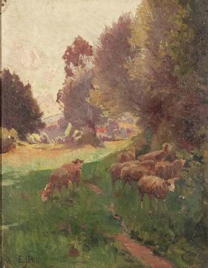 Édouard PAIL (1851-1916)