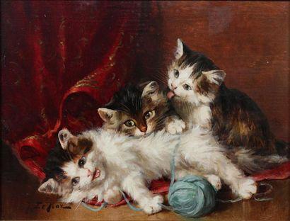 Jules LEROY (1833-1865)