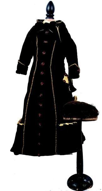 Belle robe de poupée parisienne de grande...