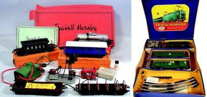 «Le MISTRAL» Train HORNBY électrique ancien,...