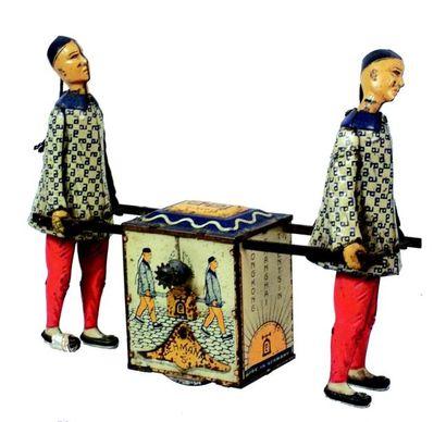 «MANDARIN» jouet mécanique de fabrication...