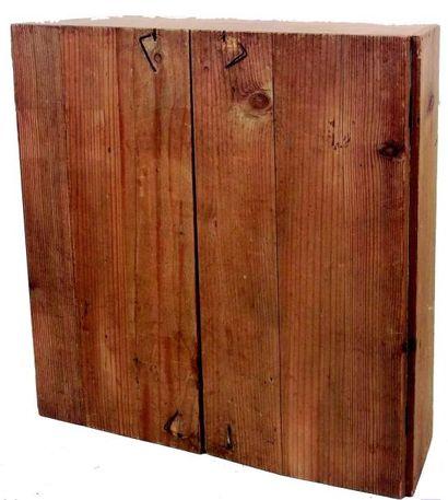 Salle de bains de poupée en bois fin pliante...