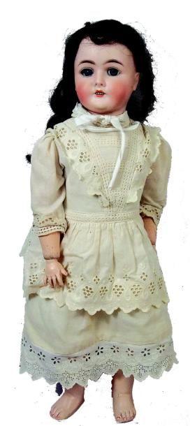 «Queen Louise», bébé de fabrication allemande...