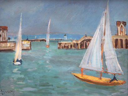 Jean VINAY (1907-1978)