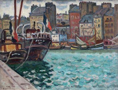 Henri Liénard DE SAINT-DELIS (1878-1949)