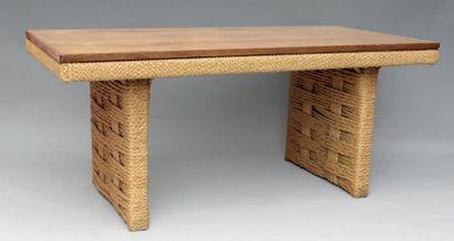 Adrien AUDOUX et Frida MINET TABLE
