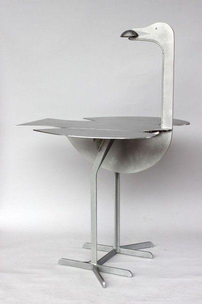François Xavier LALANNE (1927-2008) Table...