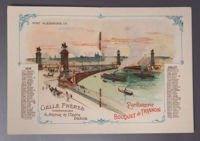 Gellé Frères - (1900)