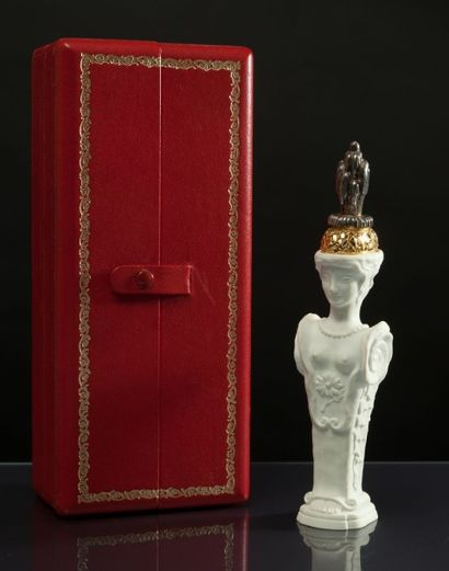 Jean DESPREZ «Bal à Versailles» - (1962) Edition grand luxe datant de Mai 1969: flacon...