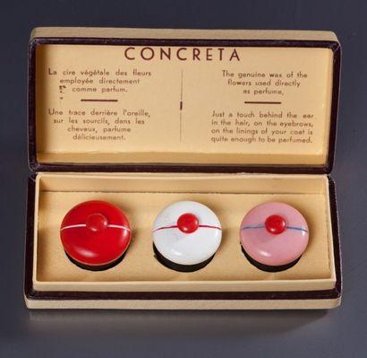 Molinard jeune - «Concretas» - (années 1930)...