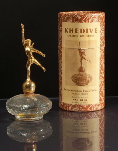 Des Grieux - «Khédive» - (années 1930) Présenté...