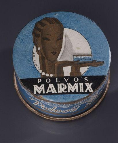 Polvos Marmix - (années 1920 - Espagne)