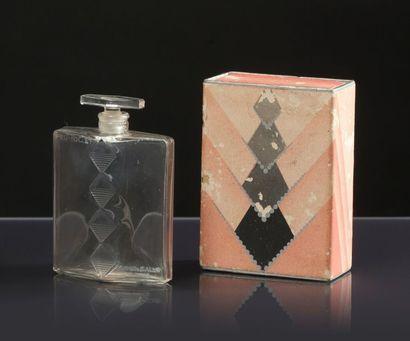 Roger & Gallet «Feu-Follet» - (années 1930) Même modèle de flaconnage que celui du...