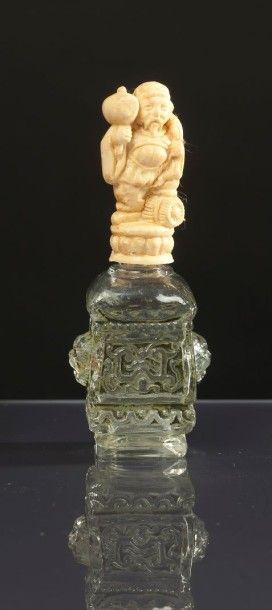 Parfumeur non identifié (signature illisible) - (années 1920)