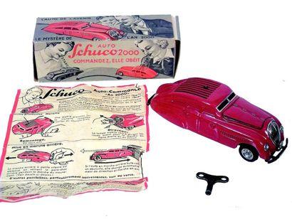 «AUTO-COMMANDE An 2000» par SCHUCO, voiture...