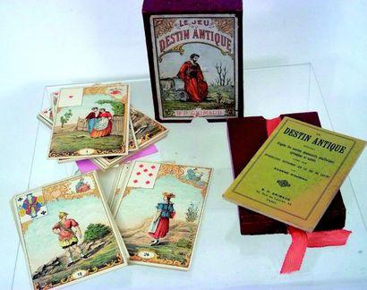 «Le Jeu du Destin Antique» jeu divinatoire...