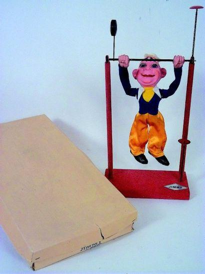 «JIMMY», jouet acrobate «clown» avec animation...
