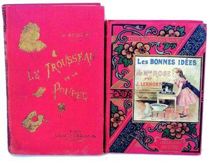 «Le Trousseau de la Poupée» par J.BECOUR...