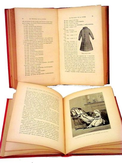 «Le Trousseau de la Poupée» par J.BECOUR (Editions HATIER) Constituer un trousseau...