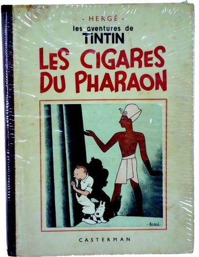 «Les Cigares du Pharaon» par HERGE (Editions...