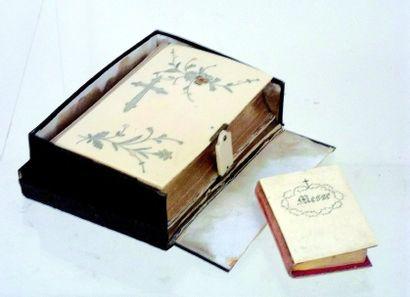 «Le petit Paroissien «ouvrage miniature avec...