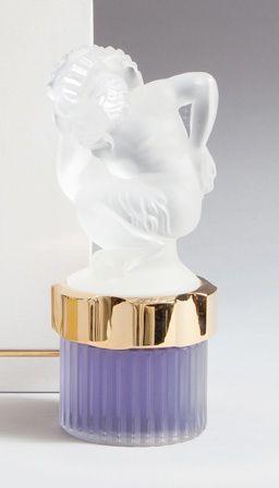 Flacon mascotte «Le Faune» H: 18cm