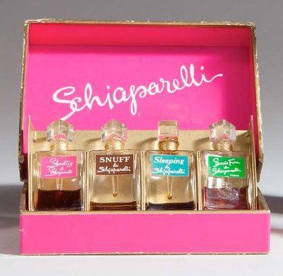 SCHIAPARELLI - (années 1950)