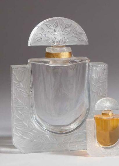 Flacon «Chèvrefeuille» Modèle décoratif H:...