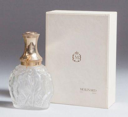 Lalique France pour Molinard - (années 1950)