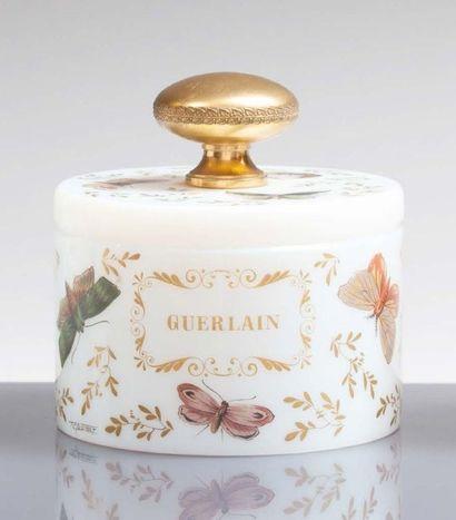 Cristal & Bronze pour Guerlain – (1955)