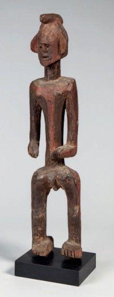Montol/Angas, Nigéria, Etat de la Bénoué....