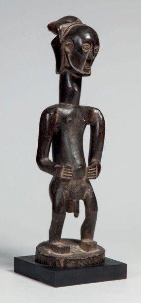 Luba, Congo RDC. Représentation d'un ancêtre...