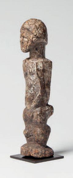 Baoulé, Côte d'Ivoire. Statuette d'autel...