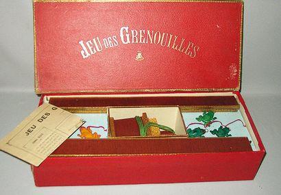 «Jeu des Grenouilles» très amusant et beau...