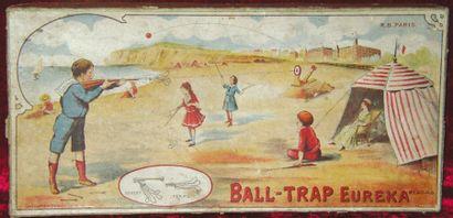 «BALL-TRAP» jeu d'adresse de fabrication...