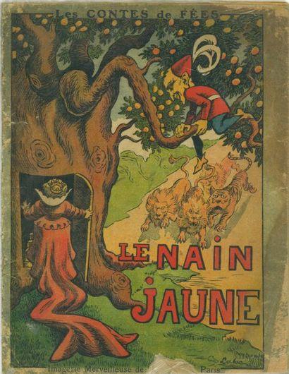 «Le Nain Jaune» d'après la Duchesse d'AULNOY,...