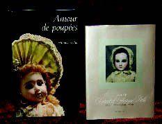 Deux livres sur les poupées de collection...