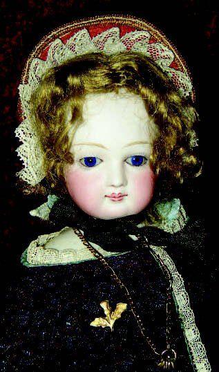 Belle poupée parisienne Emile Louis JUMEAU...