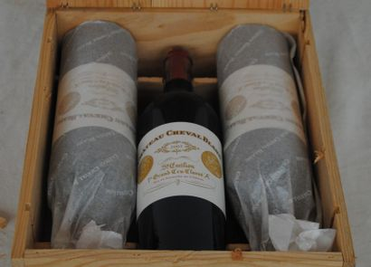 3 bout CHT CHEVAL BLANC CB 2005